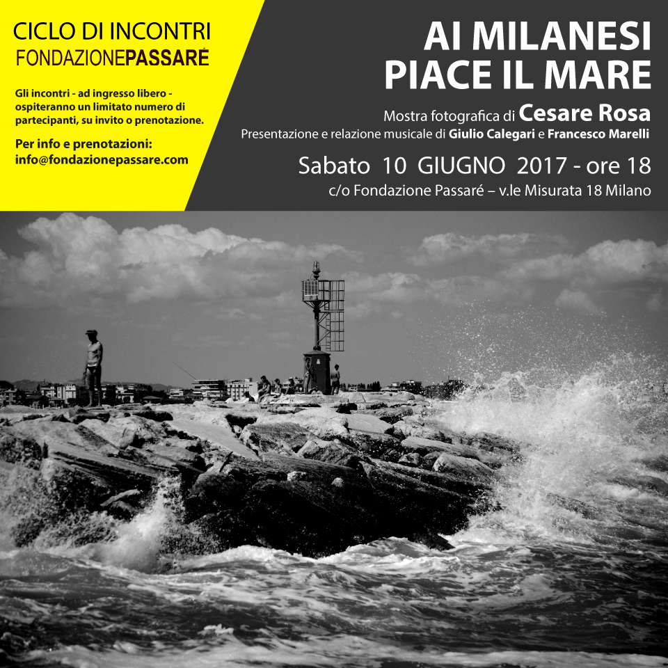 Cesare Rosa, Fondazione Passaré