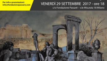 Incontri Passaré, Giulio Calegari, Pierpaolo Ceccarini, Franco, Cesare Zanetti, arte, installazioni