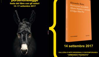 pordenonelegge, pordenonelegge17, Alessandro Botta, Illustrazioni incredibili, Edgar Alla Poe, Alberto Martini, saggio, libri da leggere,