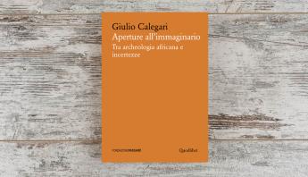 Giulio Calegari, aperture all'immaginario, biblioteca Passaré, Luca Nicoletti, archeologia, CT