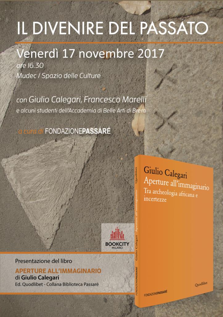 Aperture-immaginario_bookcity, bookcity, milano, 2017, Giulio Calegari, Francesco Marelli, Fondazione Passaré, quodlibet, Biblioteca Passaré, MUDEC,
