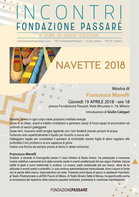 Incontri Passaré, Francesco Marelli,  mostra, sculture, Giulio Calegari