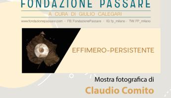 Incontri Passaré, Giulio Calegari, Claudio Comito, mostra fotografica, foto, incontro, arte, livelli, archeologia