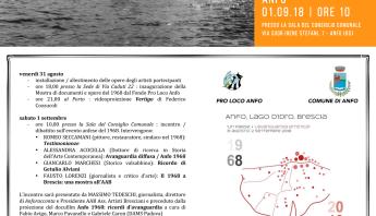 Alessandra Acocella, Avanguardia Diffusa, Anfo, presentazione, libro, collana libri, arte