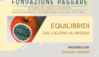 Incontri Passaré, Ernesto Jannini, Giulio Calegari, Equilibridi