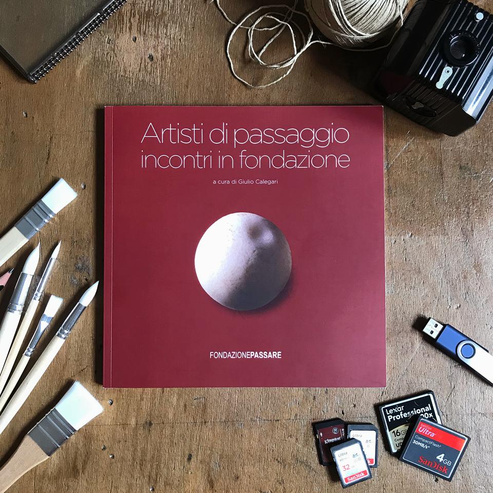 Incontri Passaré, catalogo, artisti, milano, Giulio Calegari,